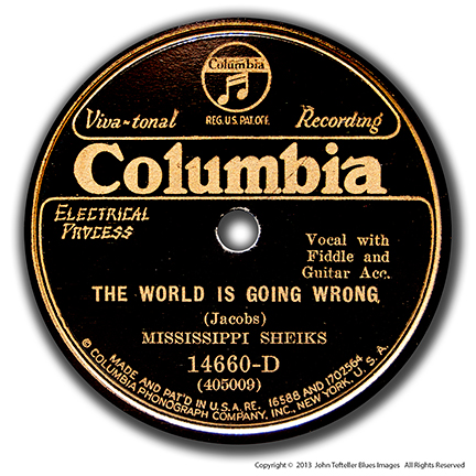 Columbia-14660-a-Mississippi-Sheiks-the-